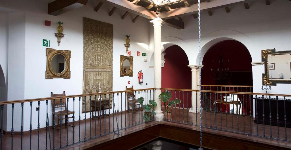 boutique hotels in úbeda  51
