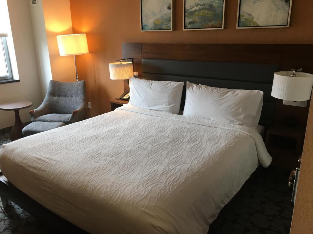 Hilton Garden Inn Long Island City (USA Queens) - Booking.com