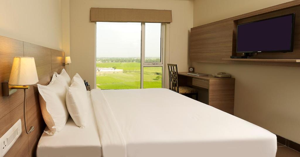 Hotel Grey Suit, Vengal, India - Booking.com