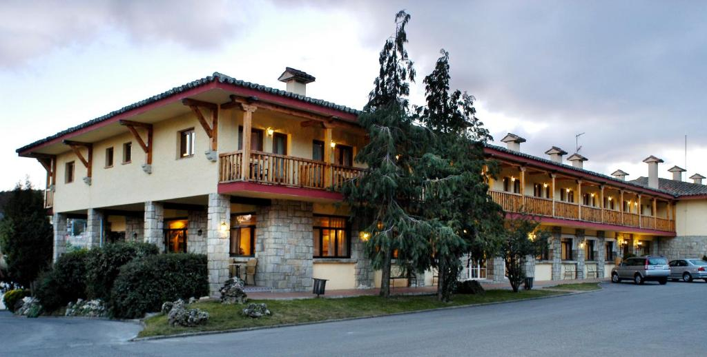 Hotel Rural Spa Wellness Hacienda Los Robles Navacerrada