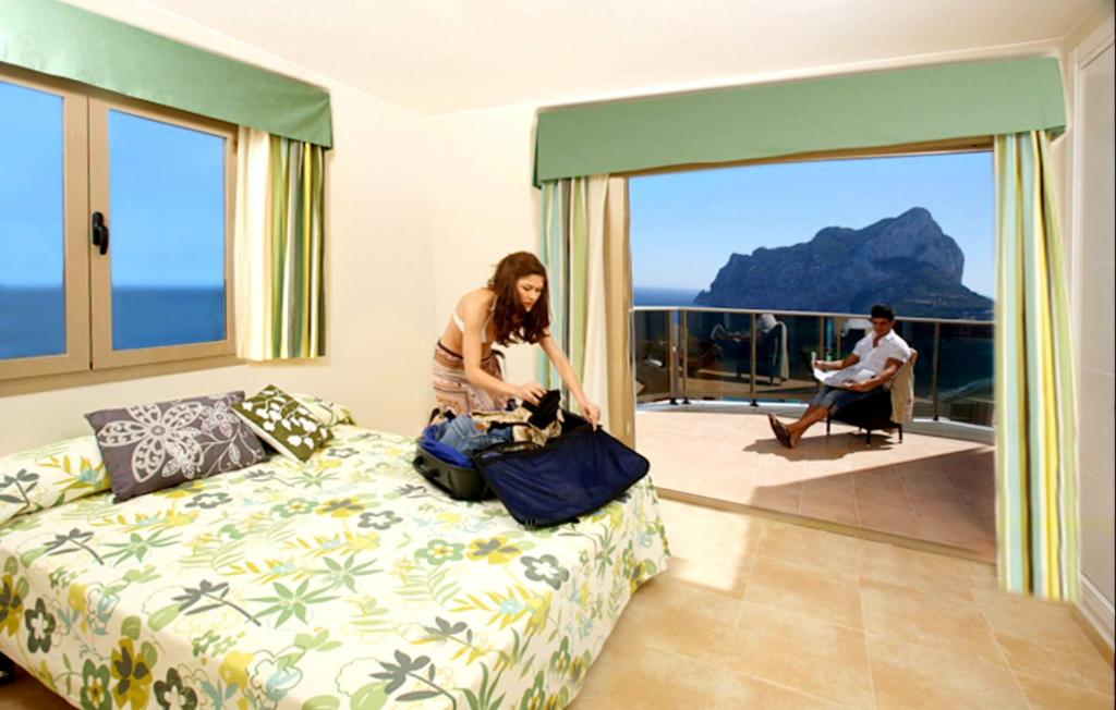 Apartments In Calpe Valencia Community