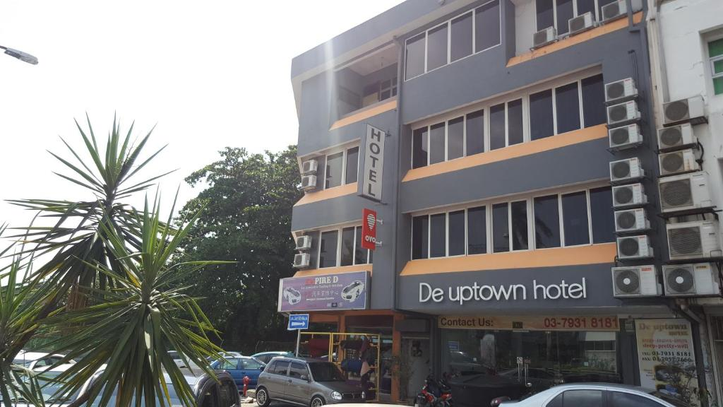 De UPTOWN Hotel PJ 222 Reserve Now Gallery Image Of This Property