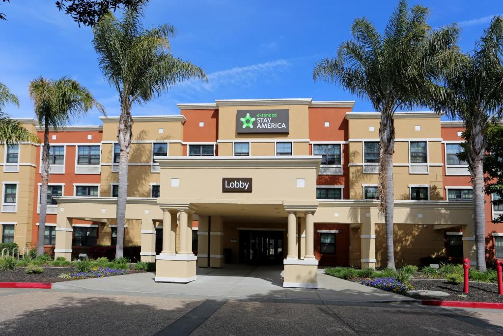 The Extended Stay America Oakland Airport Alameda