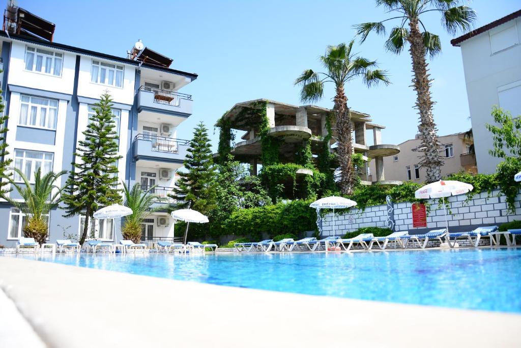 Недорого отдохнуть в Турции...
