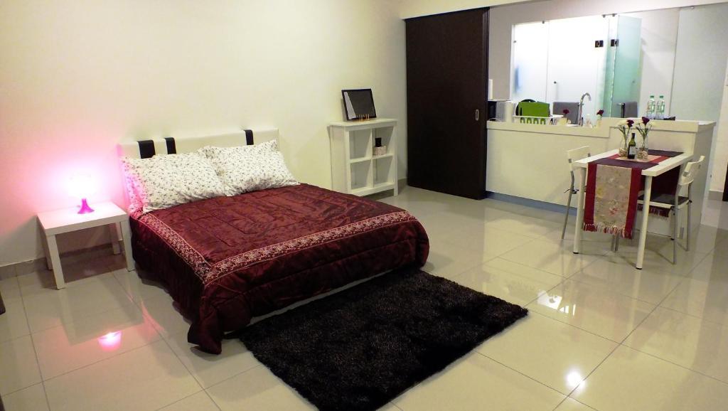 apartment tranquil studio trefoil setia ala shah alam malaysia