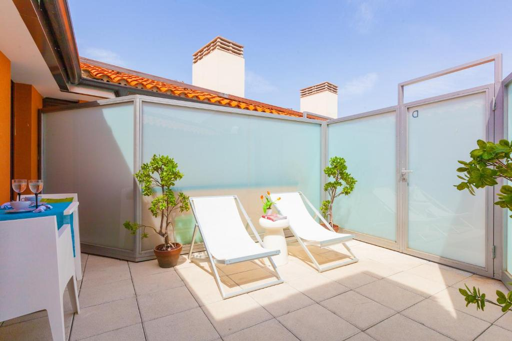 Hôtel proche : Spain Select San Joaquin Apartments