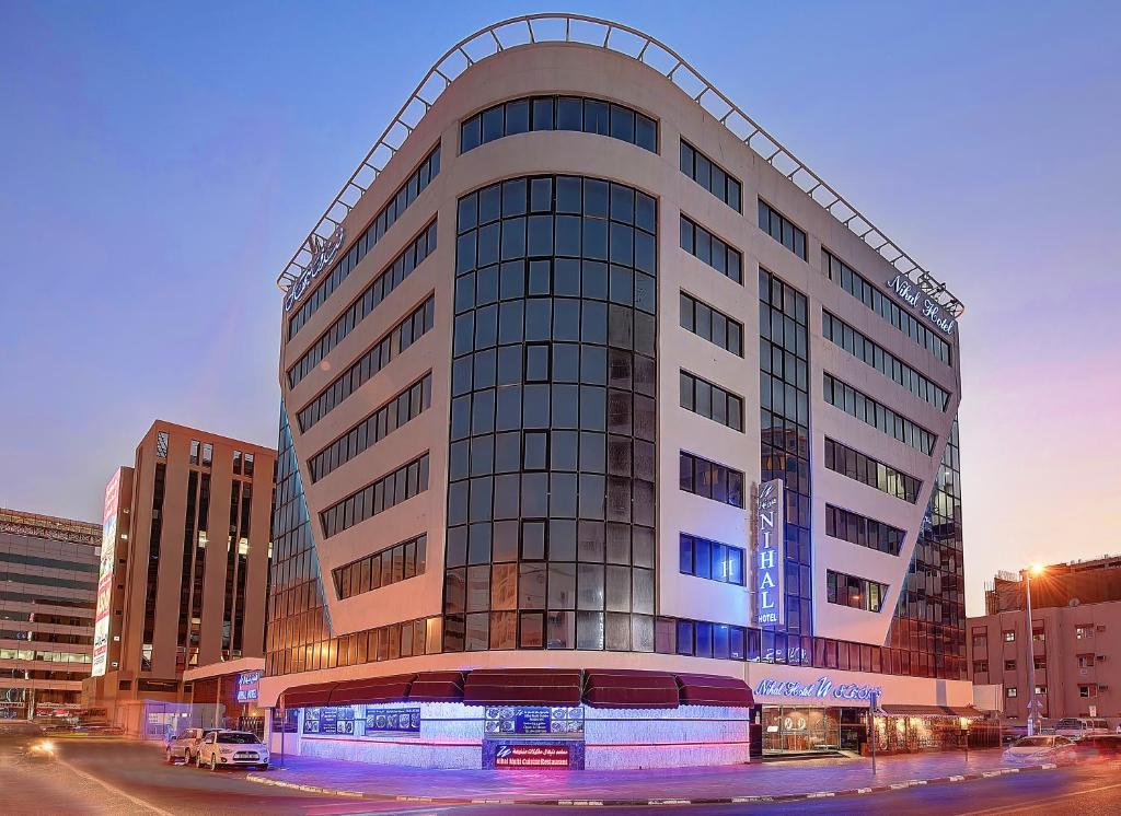 Nihal hotel dubai uae for Hotel dubai booking