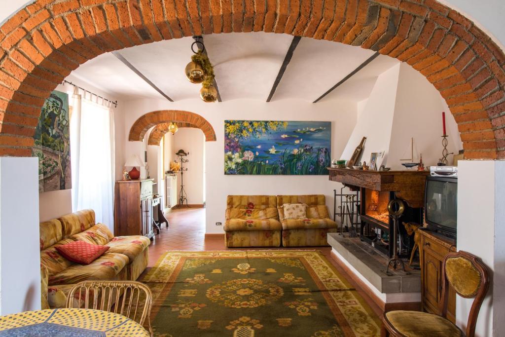 La Fraschetta - Living Room