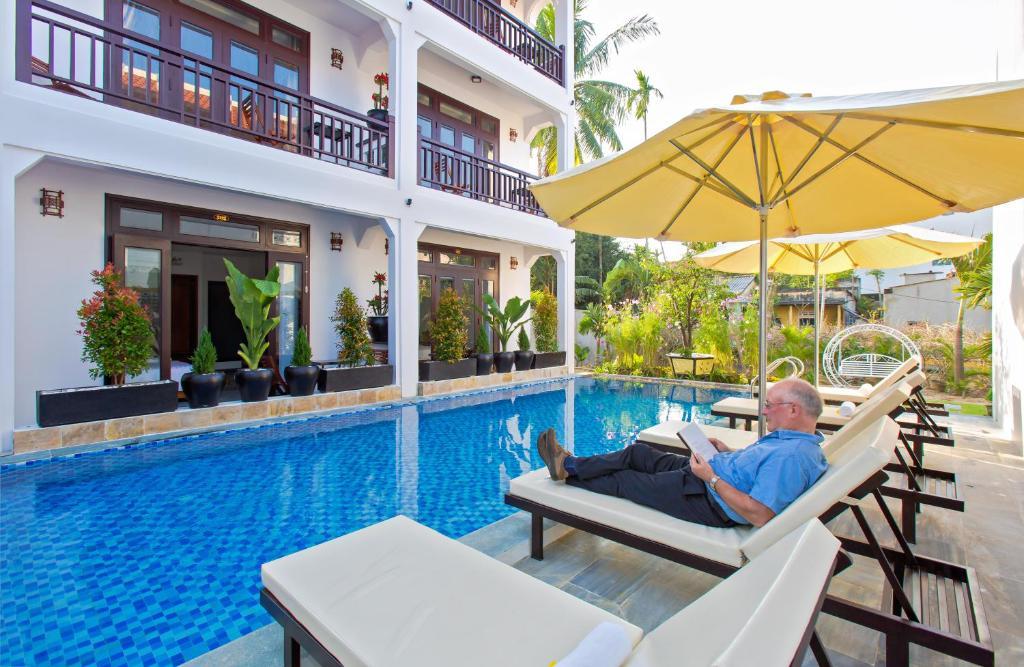 Verwarming Wordt Trendy : Trendy life villa vietnam hội an booking