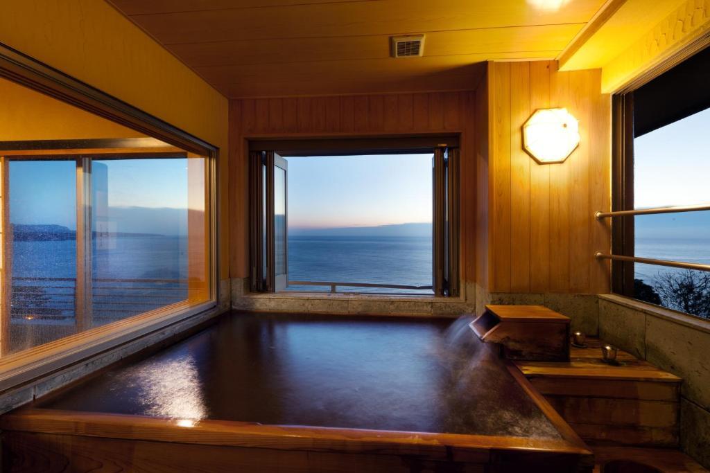 ポイント2.客室も、お風呂も、オーシャンビュー