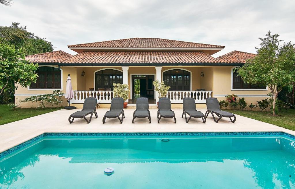Villa Deluxe at Ocean Village Sosa Dominican Republic Bookingcom