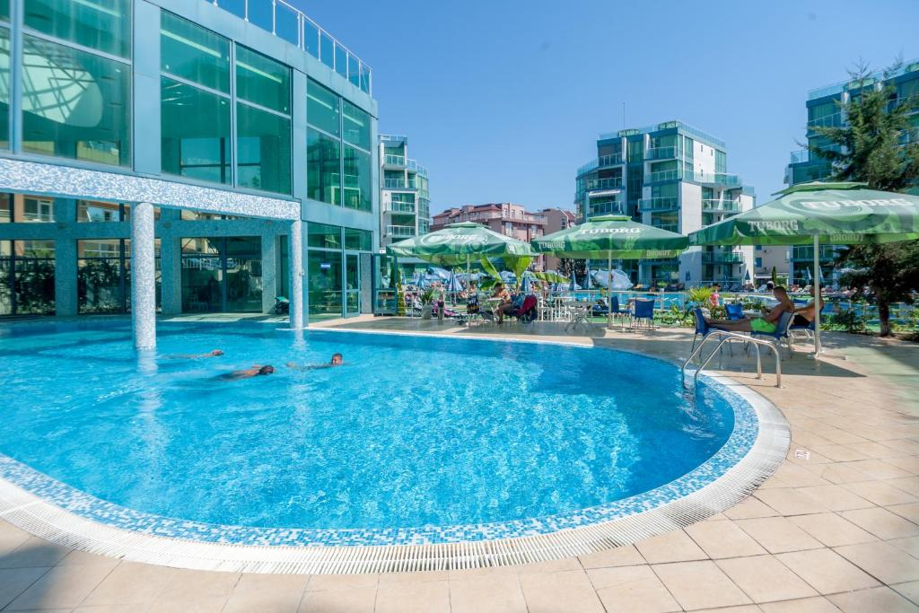 Хотел Hotel Primorsko Del Sol - Приморско