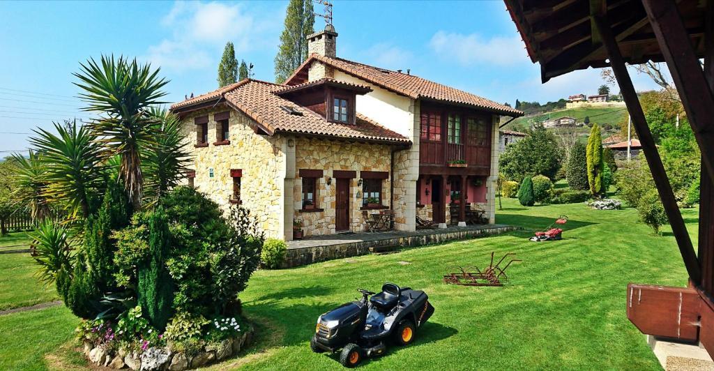 Apartments In Corias Asturias