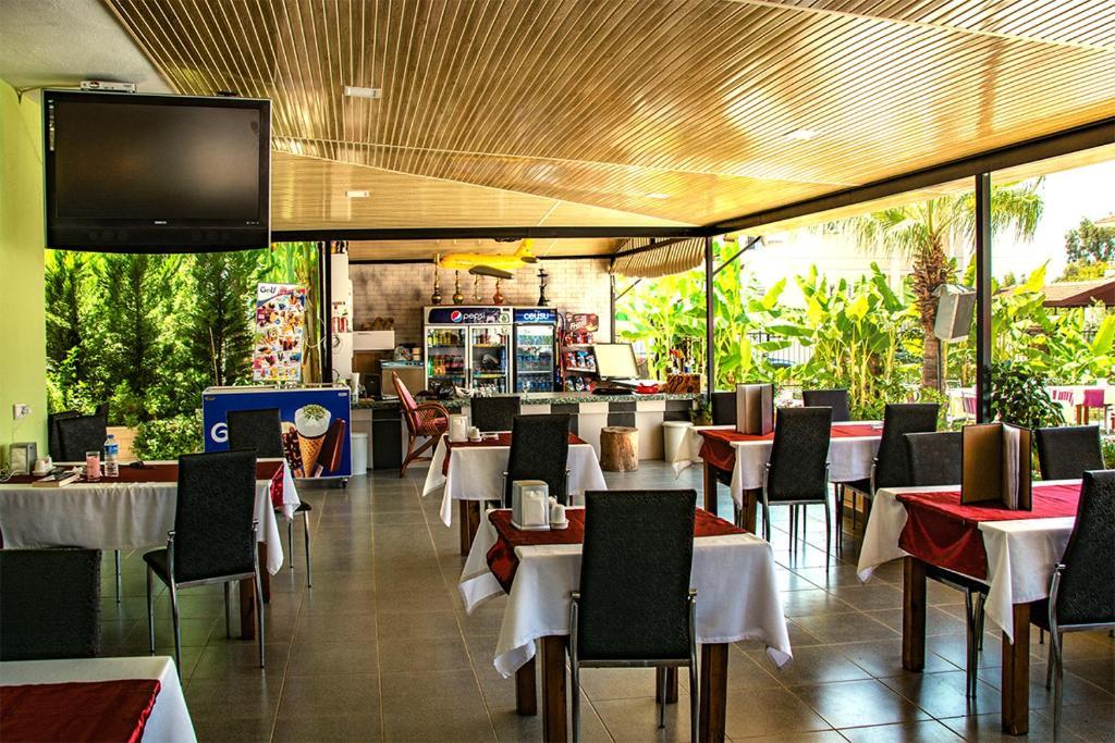 Hotel Nazar Garden Turkei Fethiye Booking Com