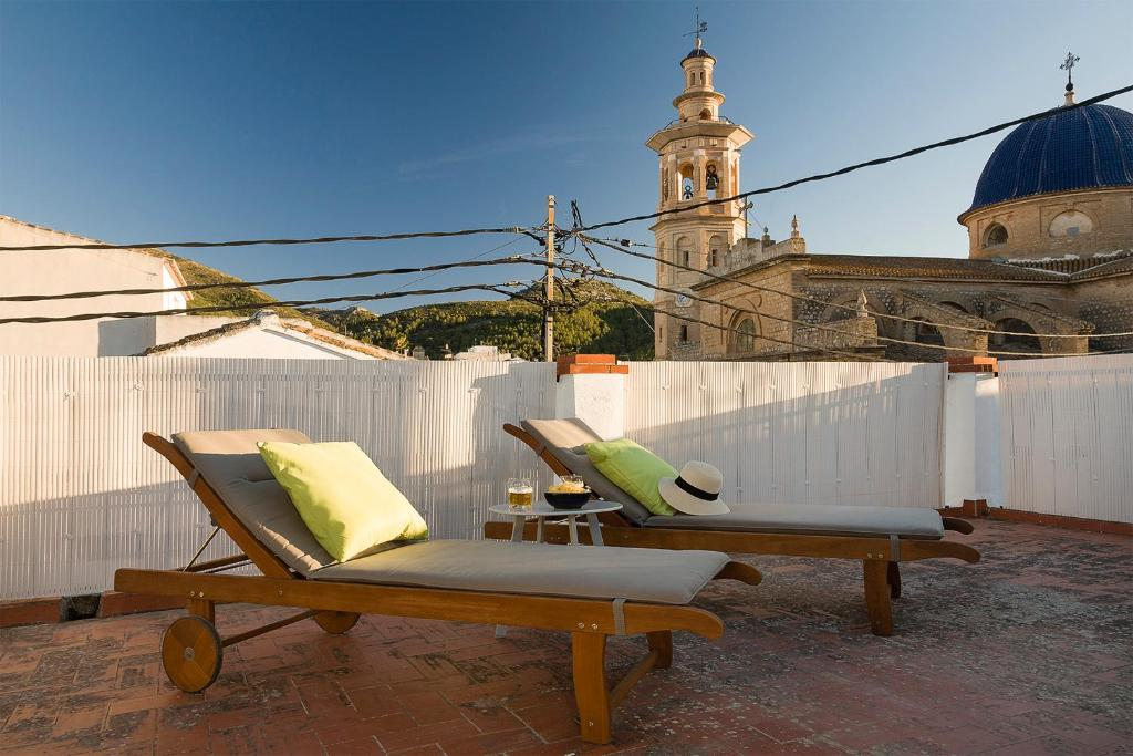 hotels with  charm in valencia community  20