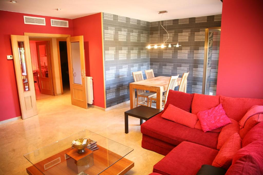 Apartments In Santa Isabel Aragon