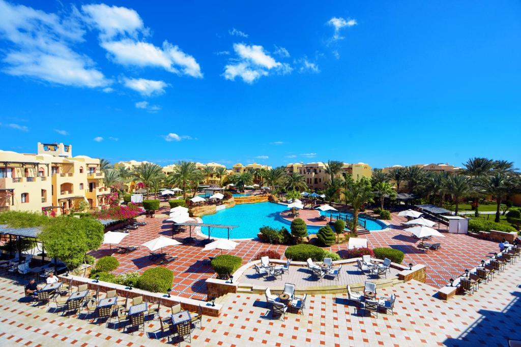 Resort Steigenberger Coraya Beach Coraya Bay Egypt Bookingcom - Map of egypt beach resorts