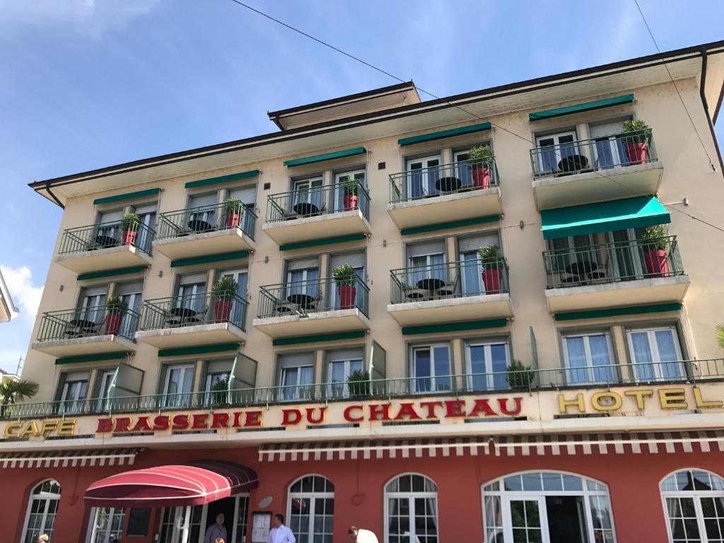Hôtel Restaurant Du Château Lausanne Switzerland Bookingcom