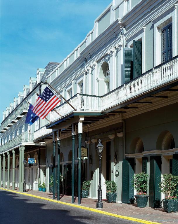 Bourbon Orleans Hotel New Orleans La Booking Com