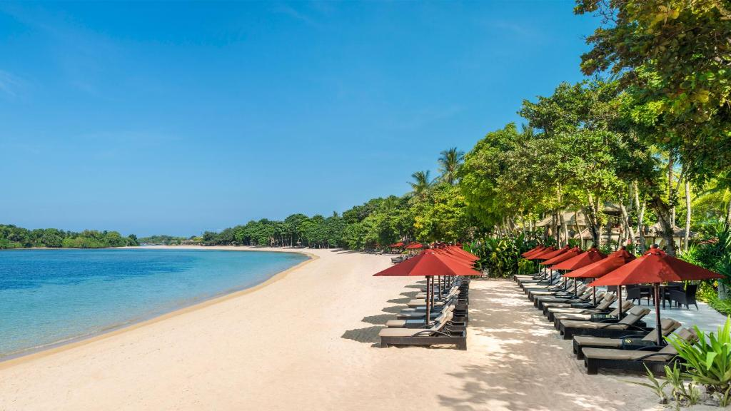 Resort luxury collection the laguna bali nusa dua for Nusa dua hotel bali