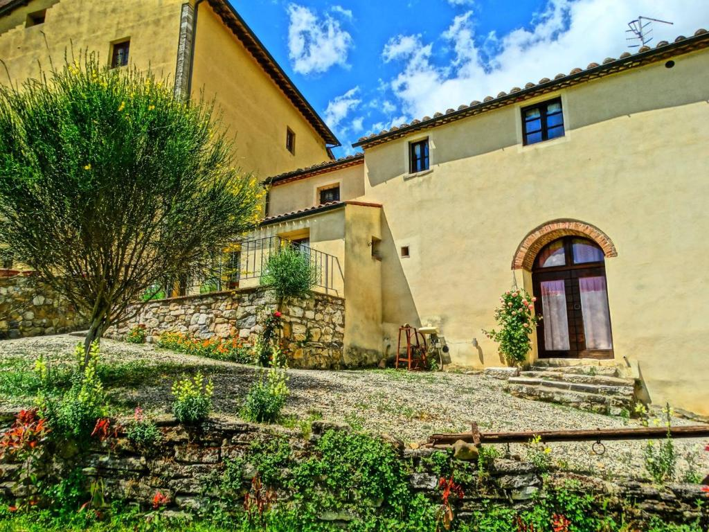 Casa Vacanze La Poderina (Italia Bagno Vignoni) - Booking.com