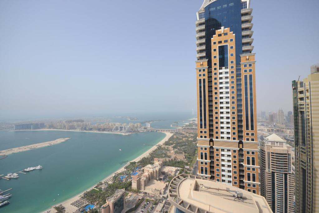 Apartment Vacation Bay Princess Tower Dubai Uae