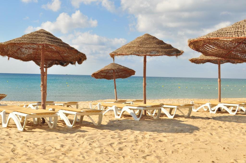 Отличный отель в Тунисе!