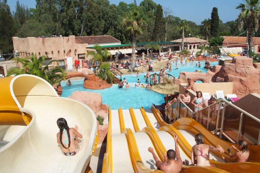 Camping Les Palmiers Hyres  Tarifs