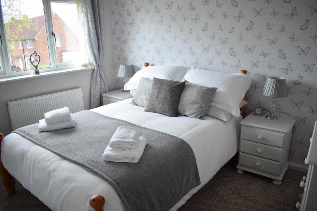 vacation home 103 bewick serviced accommodation newton aycliffe uk