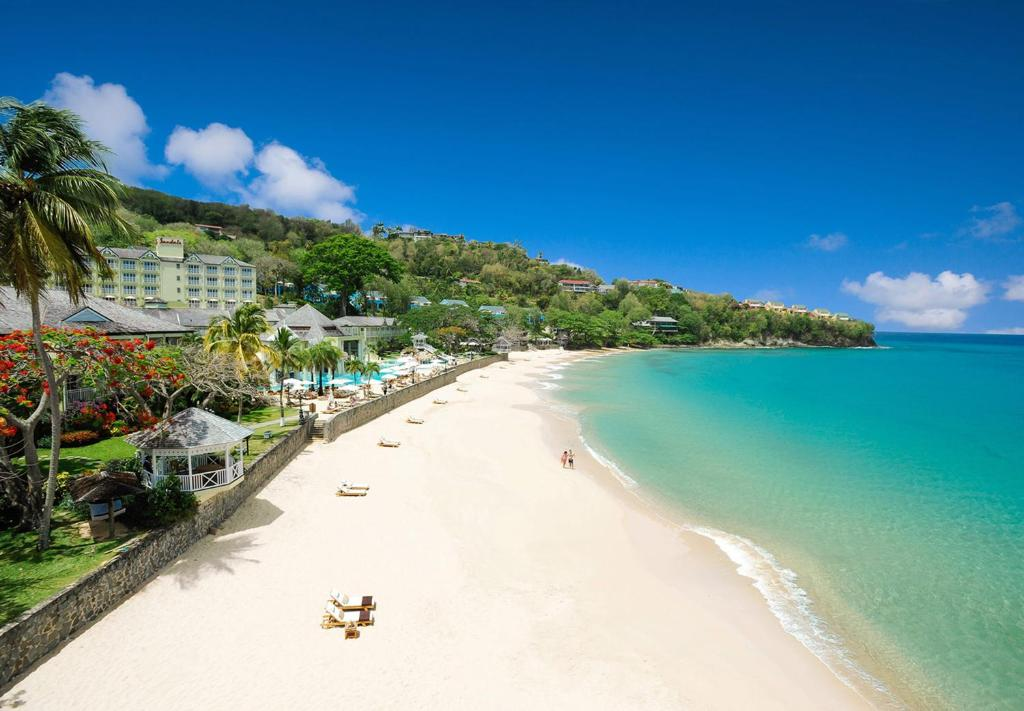 Resort Sandals Regency La Toc Castries St Lucia