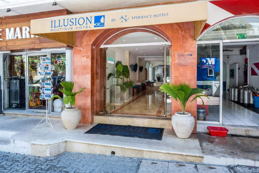 Illusion hotel playa del carmen 2018 world 39 s best hotels for Illusion boutique hotel