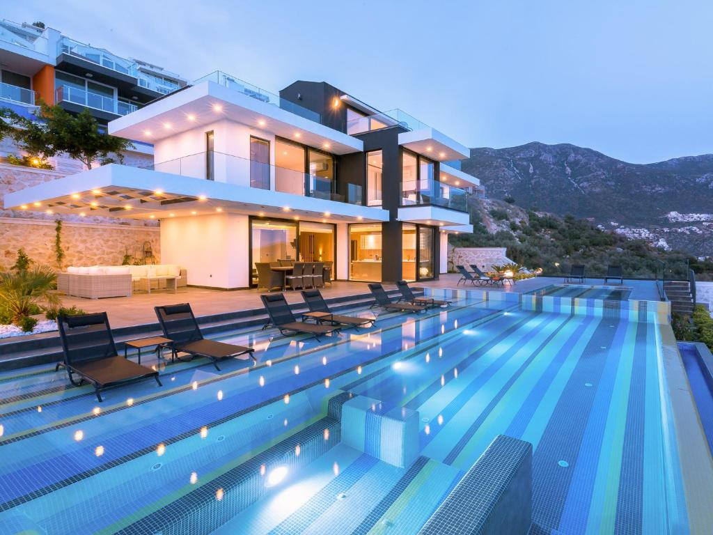 Villa Vogue Kalkan Turkey Booking Com