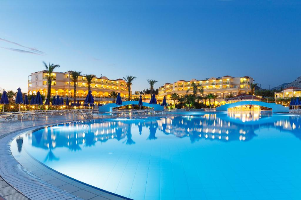 Lindos Princess Beach Hotel Reserve Now Gallery Image Of This Property