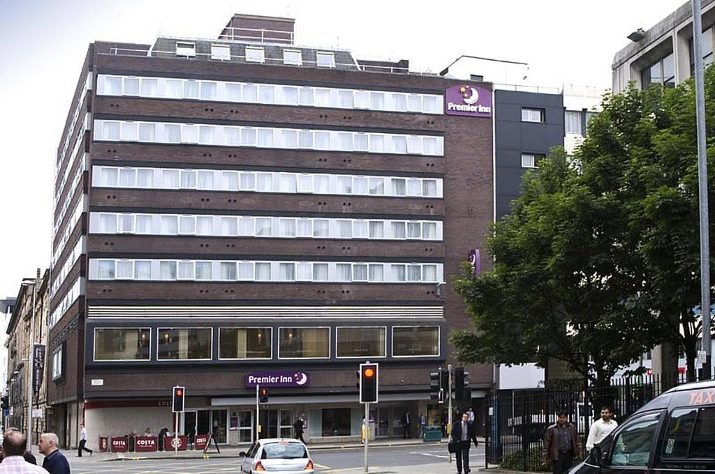 Hotel Premier Glasgow Argyle St Uk Booking Com