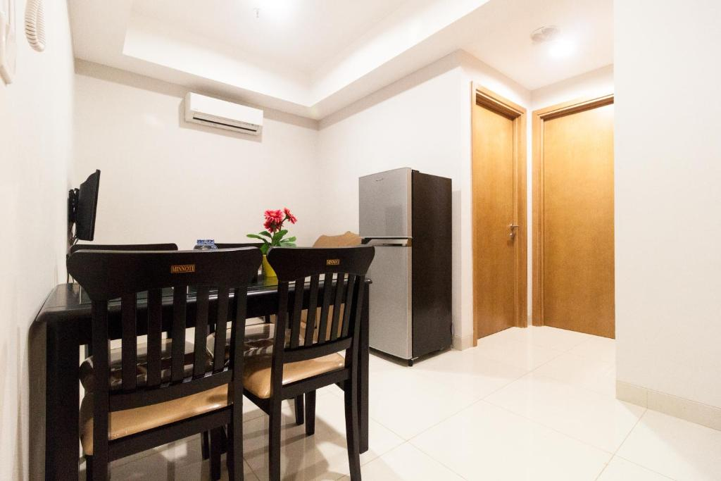 2br Apartment The Mansion Kemayoran Golf View Jakarta Indonesia