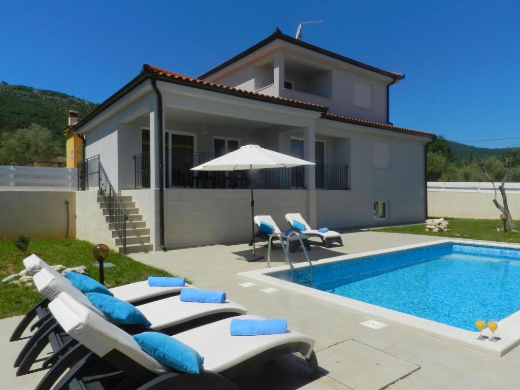 villa marine yourcroatiaholiday kroatien drenje booking com
