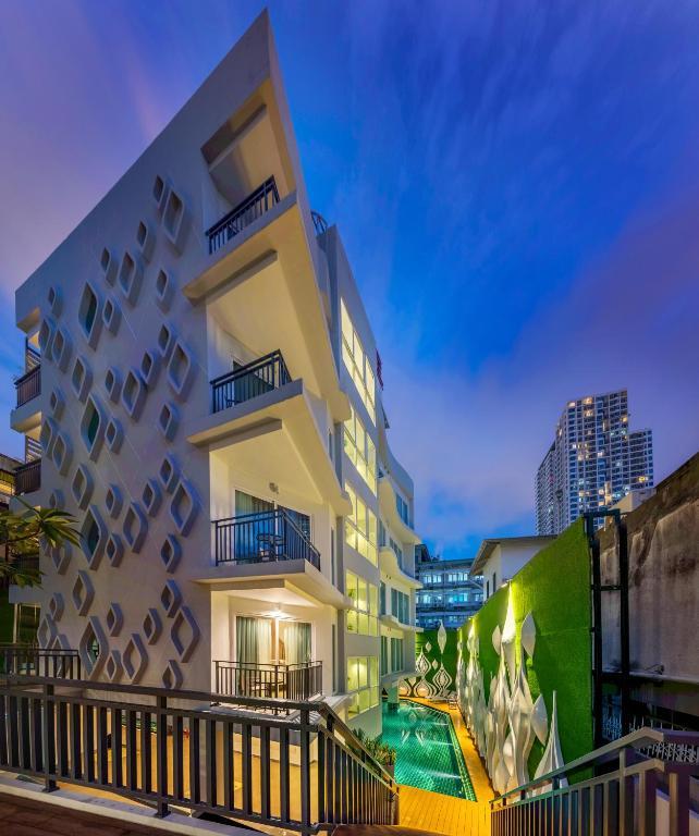 Anajak Bangkok Hotel