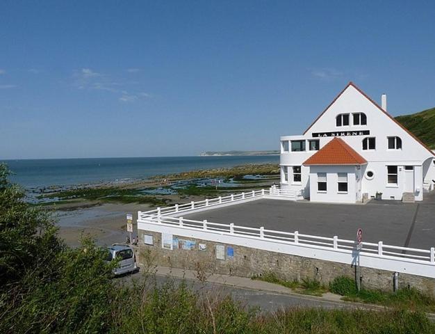 Cap Gris Nez face mer appartement, Audinghen – Tarifs 2018 Chambre D Hotes Cap Gris Nez Blanc on