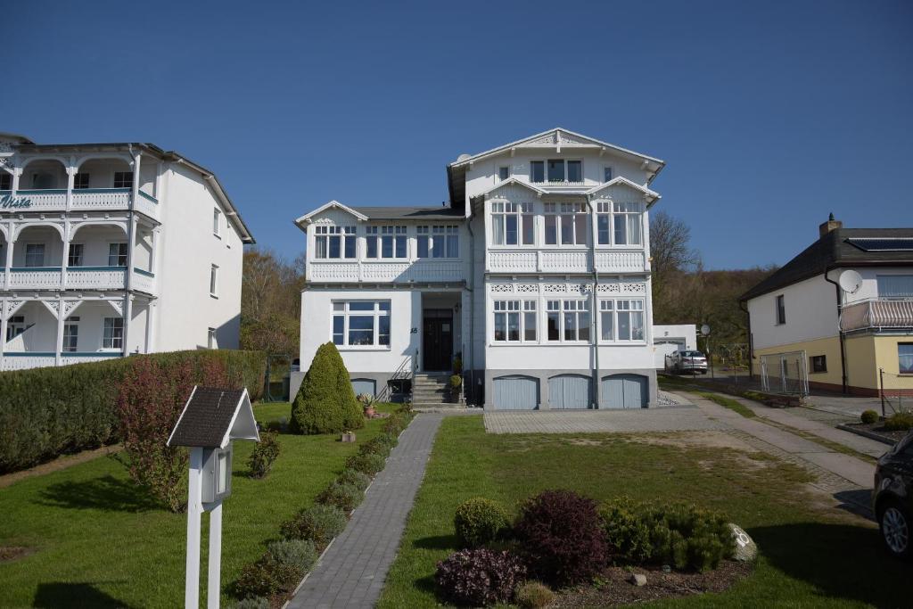 Villa Margarete (Deutschland Sassnitz) - Booking.com