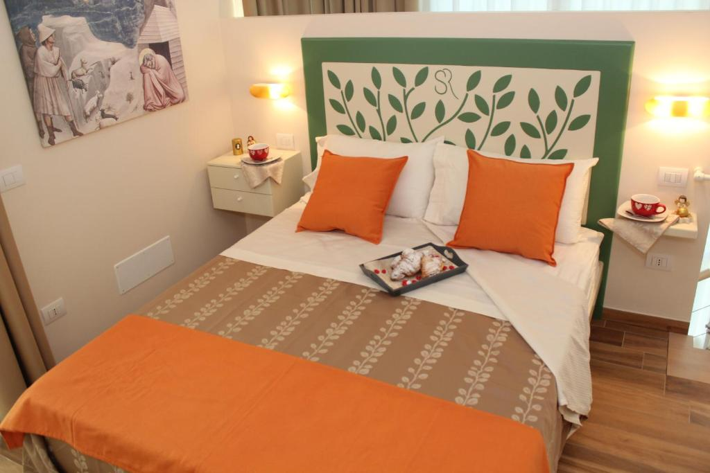 A bed or beds in a room at Summa Resort