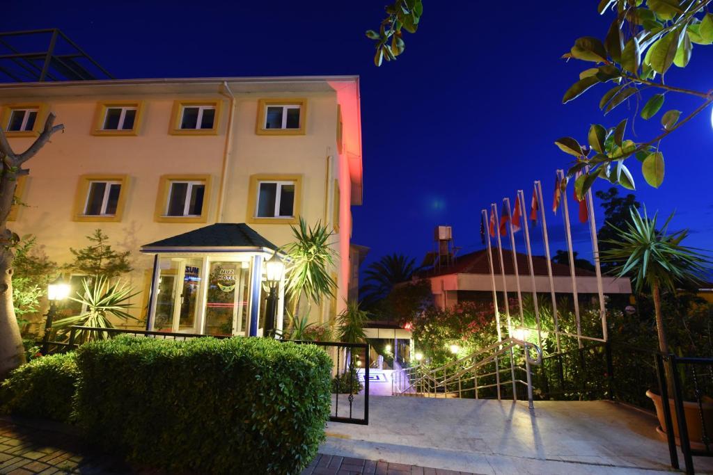 Muz Hotel Türkei Alanya Bookingcom