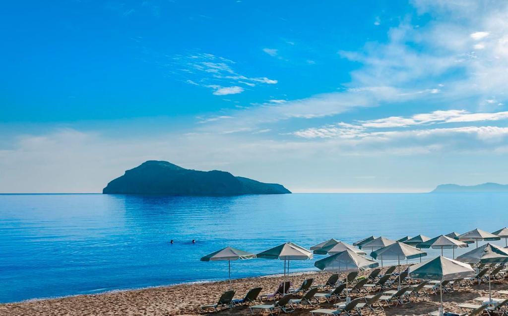 Porto platanias beach resort spa platanis updated 2018 prices gallery image of this property sciox Choice Image