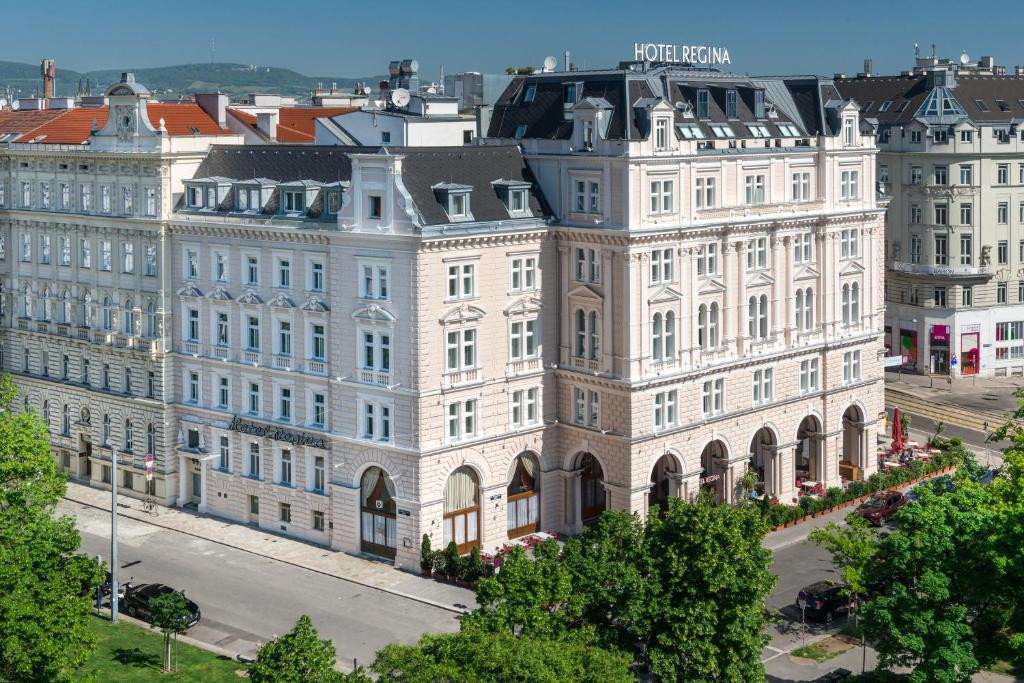 Gallery image of this property. Hotel Regina  Vienna  Austria   Booking com