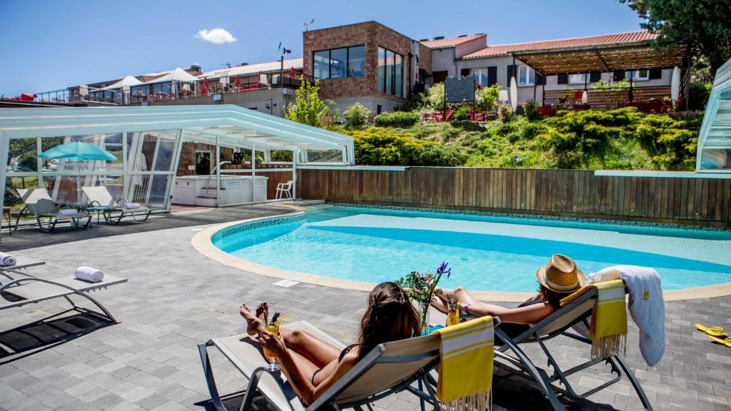 Hotel & Spa des Gorges du Verdon - Chateaux et Hotels Collection, La ...