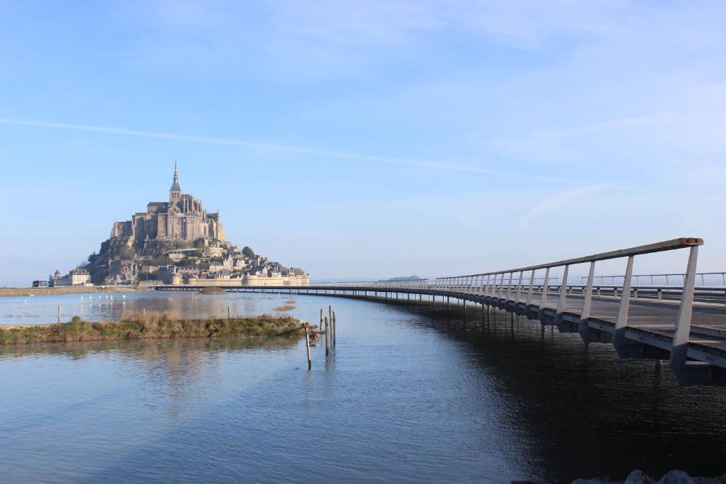 Mont Saint Michel Hotel De Charme