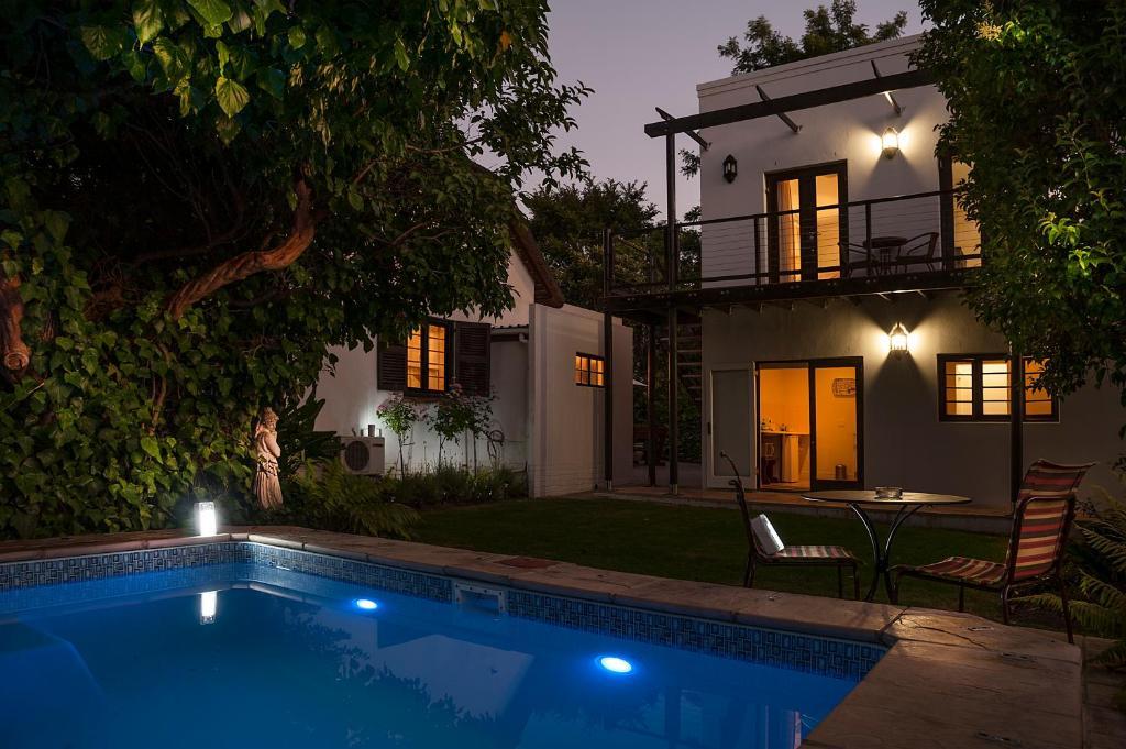 albarosa guest house stellenbosch south africa booking com