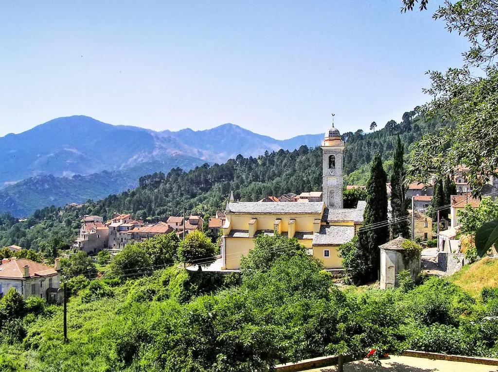 Apartments In Pancheraccia Corsica