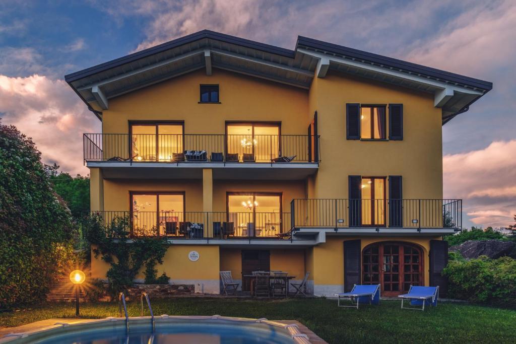 Nearby hotel : Villa Mimosa