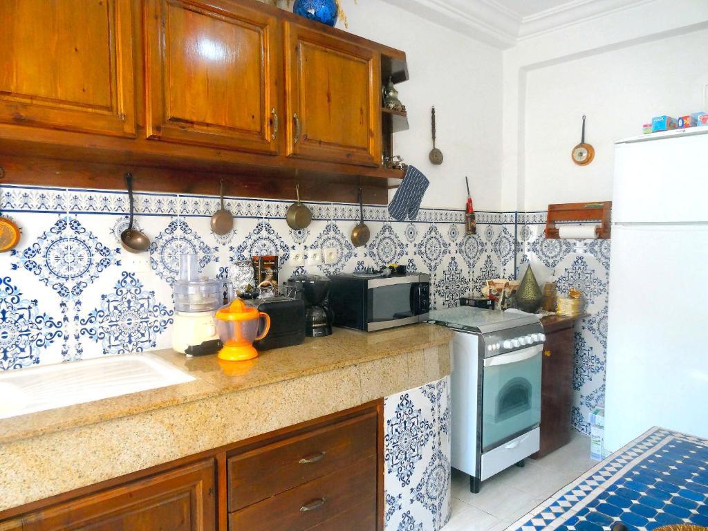 Apartment Plage Doree D El Jadida Morocco Booking Com # Salon Marocain Avec Television