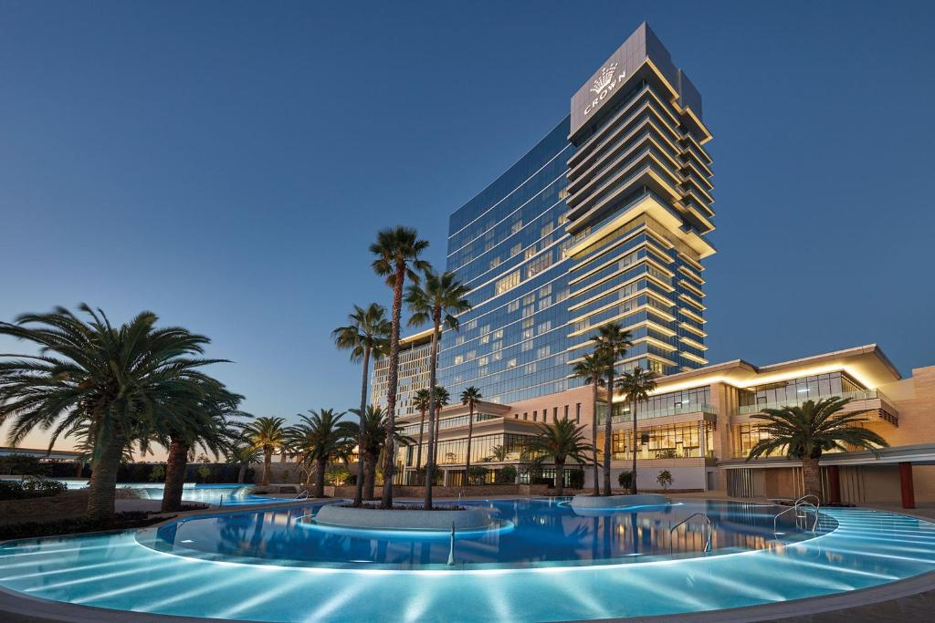 Hotels Crown Perth